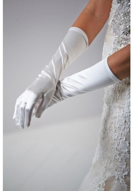 Dress gloves Ivory