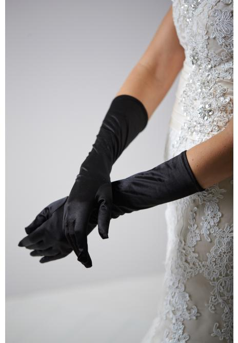 Dress gloves Black